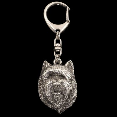 keychain keyring Cairn Terrier