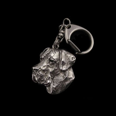 keychain keyring Great Dane uncropped